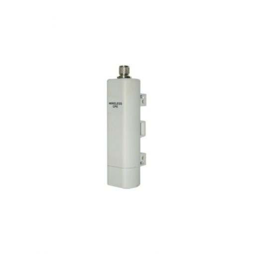 1 Watt Outdoor Access Point With 2 LAN Ports with 1.6 Meters Antenna- White