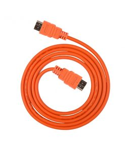 1.5 Meter HDMI To HDMI With Ethernet - Orange