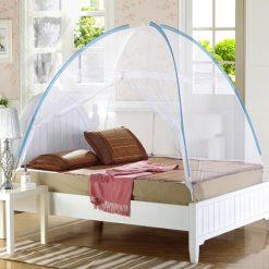 1.5m Foldable Mosquito Net - White