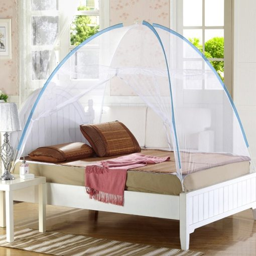 1.5m Foldable Mosquito Net - White