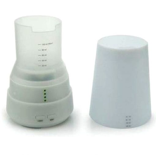 100 ml LED Ultrasonic Aroma Diffuser With Light And Timer Setting
