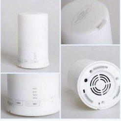 100 ml Ultrasonic Aroma Diffuser With Warm Light