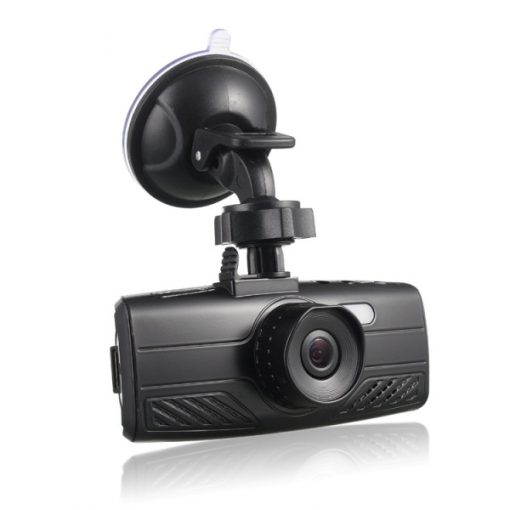 1080P Wide Screen Car DVR with Gravity Sensor and HDMI Output AT800 - Black