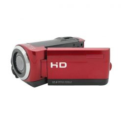 12 MP High Definition Video Camera - Red