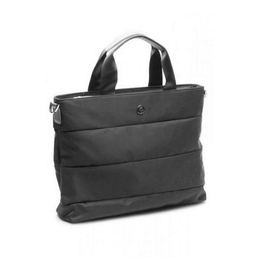 """13.3"""" Super Laptop Shoulder Bag - Black"""