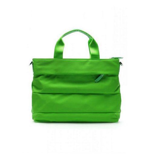 """13.3"""" Super Laptop Shoulder Bag - Green"""
