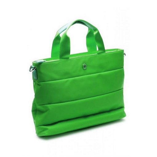 "13.3"" Super Laptop Shoulder Bag - Green"