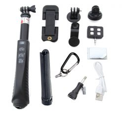 13 in 1 RK88E Selfie Set - Black