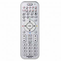 14 in 1 Universal TV DVD Media Smart Remote Control- Silver