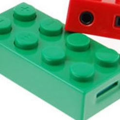 Block MP3 Player - Green