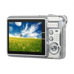 16 Mega Pixels Anti-Shake Digital Camera Lens - Silver