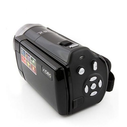 16MP Digital Video Camera Recorder 2.7''  Screen - Black