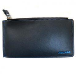 17 Slot Credit Card Holder Wallet - Dark Blue