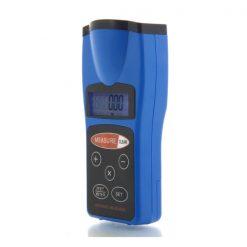 18 Meter Ultrasonic Laser Distance Measure Meter - Blue