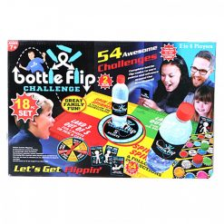 18 Piece Bottle Flip Challenge Set