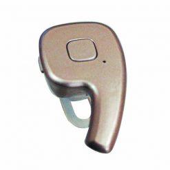 Mini Bluetooth Headset Stereo Earphones - Brown