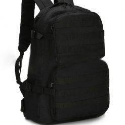Outdoor Hiking Sports Backpack - Black