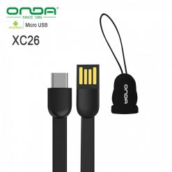 Onda XC26 Type C Cable 20cm - Black