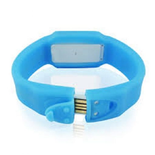 8GB USB LED Watch - Blue