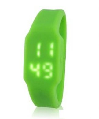 8GB USB LED Watch  - Green