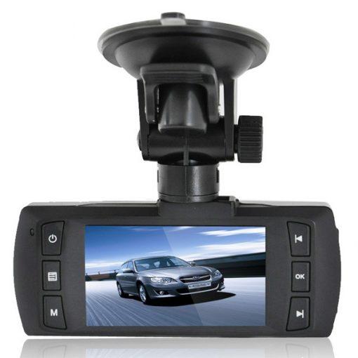 2.7 Inch LCD Full HD 1080P Car DVR Recorder Vehicle Video Camera Camcorder HDMI WDR - Black