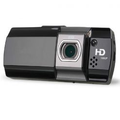 2.7 Inch LCD Full HD 1080P Car DVR Recorder Vehicle Video Camera Camcorder HDMI WDR - Black