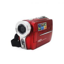 20 MP 16X Digital Zoom HD Digital Video Camera - Red