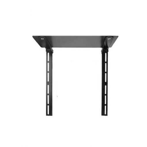 23-42 Inches TV Rack With Media Player Table - Black