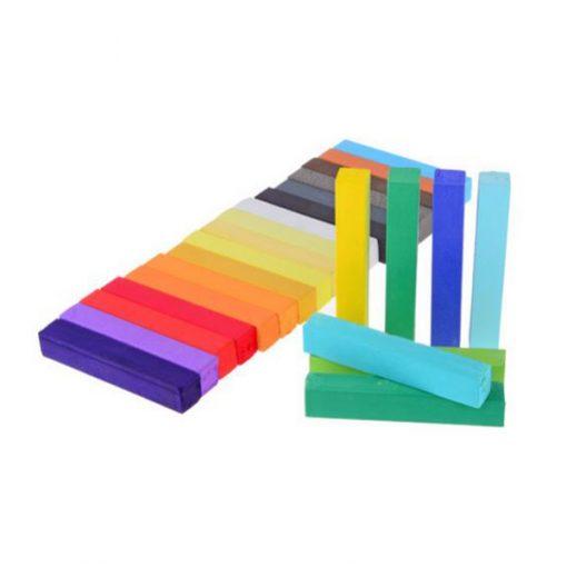 24 Color Hair Chalk Set
