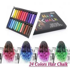 24 Color Hair Chalk Set
