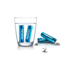 2pcs. 1.5V Water Activited AA Eco Battery
