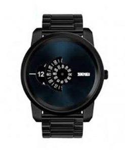 30 Meters Waterproof Digital Movement Watch - Black