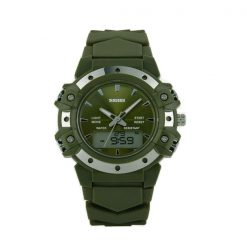 30m Waterproof Digital Wristwatch - Green
