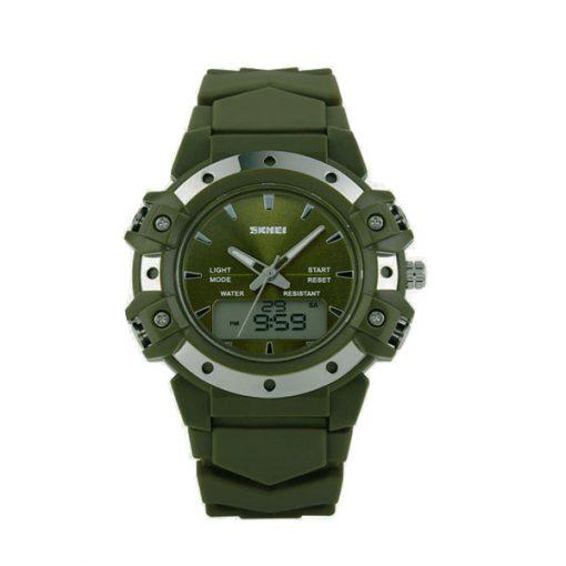 30m Waterproof Digital Wristwatch - Green