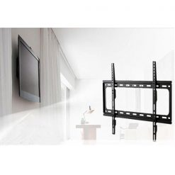 32 - 65 inch TV Wall Stand Bracket With Leveling Meter - Black