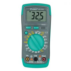 Compact Digital Multimeter - Green