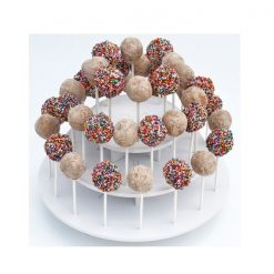 3 Tier  Cake Pop and Cupcake Stand