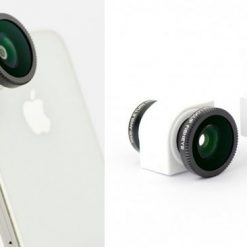 3 in 1 Fisheye Macro Wide Angle Lens