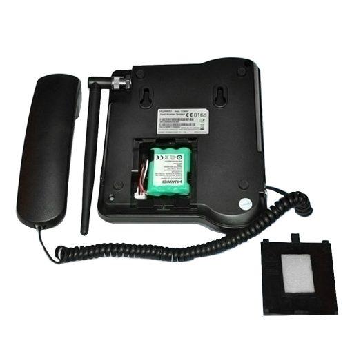 Huawei Vodafone 3000 3G Fixed Wireless Terminal Landline - Black