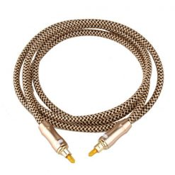 3M Toslink Digital Optical Audio Cable - Gold