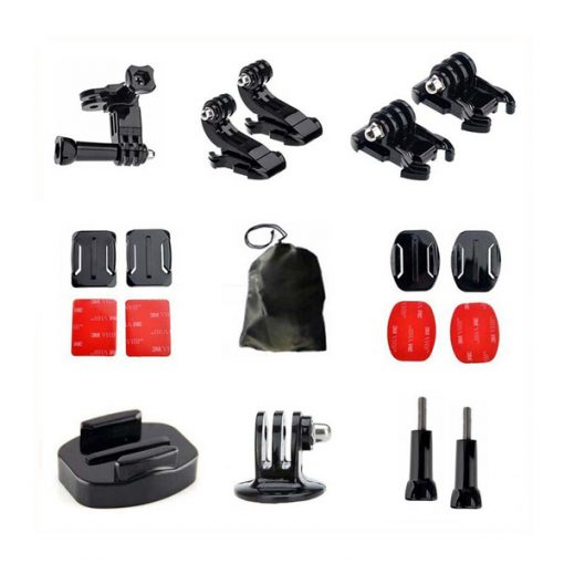 37 in 1 Gopro Compatible Motorbike And Cycling Camera Accessories