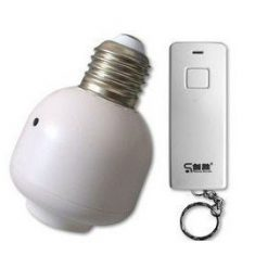 Remote Control Bulb Socket