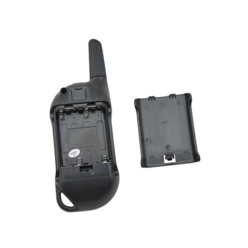 5KM Two-Way Radio Walkie Talkie - Black