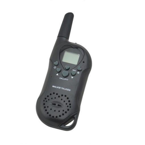 5KM Two-Way Radio Walkie Talkie - Black