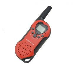 5KM Two-Way Radio Walkie Talkie - Red