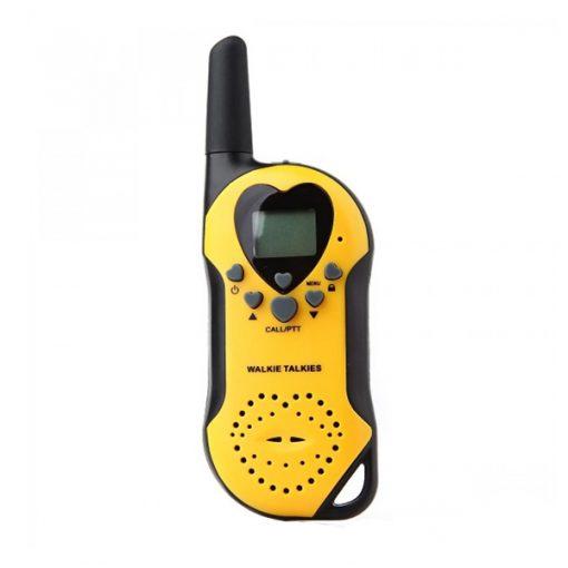 5KM Two-Way Radio Walkie Talkie Apach - Yellow