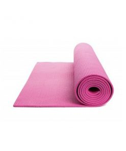 68 Inches x 24 Inches x 4mm Thick Yoga Mat - Pink