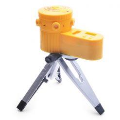8 Functions Laser Level Meter - Yellow