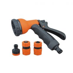 8 Pattern Spray Gun - Orange