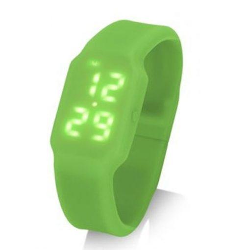 8GB USB LED Watch  - Green